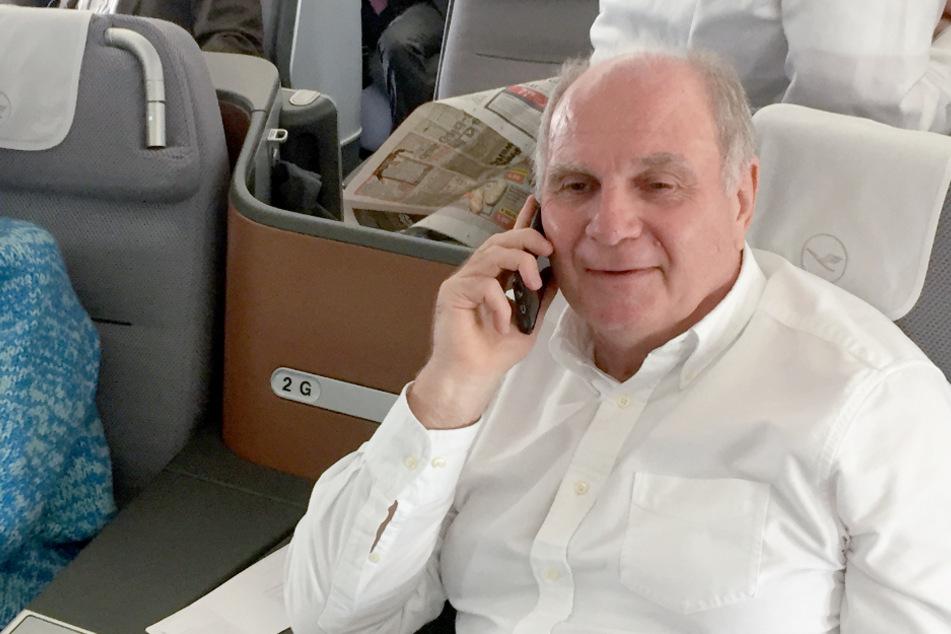 Uli Hoeneß (68) würde eine Abschaffung von 50+1 begrüßen.