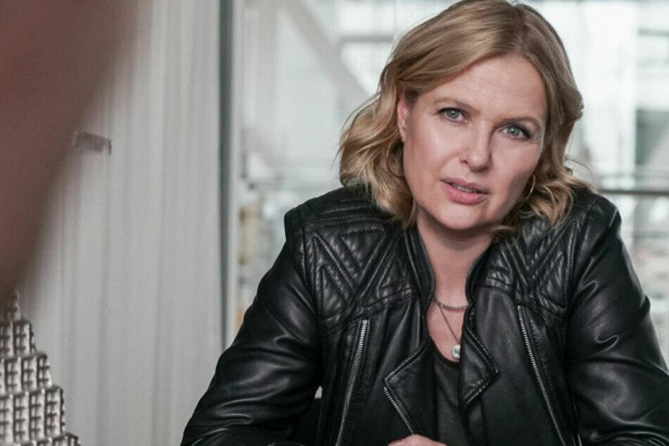 """Katharina Böhm (56): """"Es heißt zwar 'Die Chefin', aber die Serie ist eindeutig eine Teamleistung."""""""