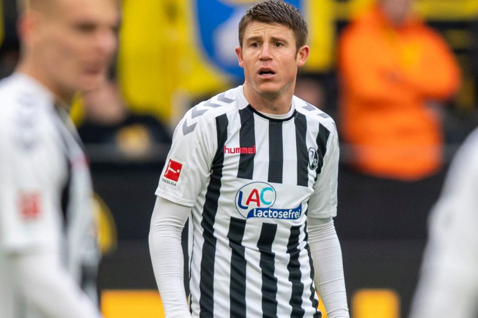 Abwehrspieler beim SC Freiburg: Domique Heintz (27).