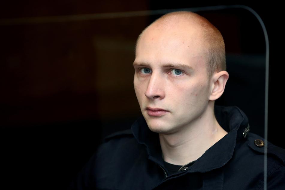 Der Angeklagte Stephan Balliet muss sich vor Gericht verantworten.