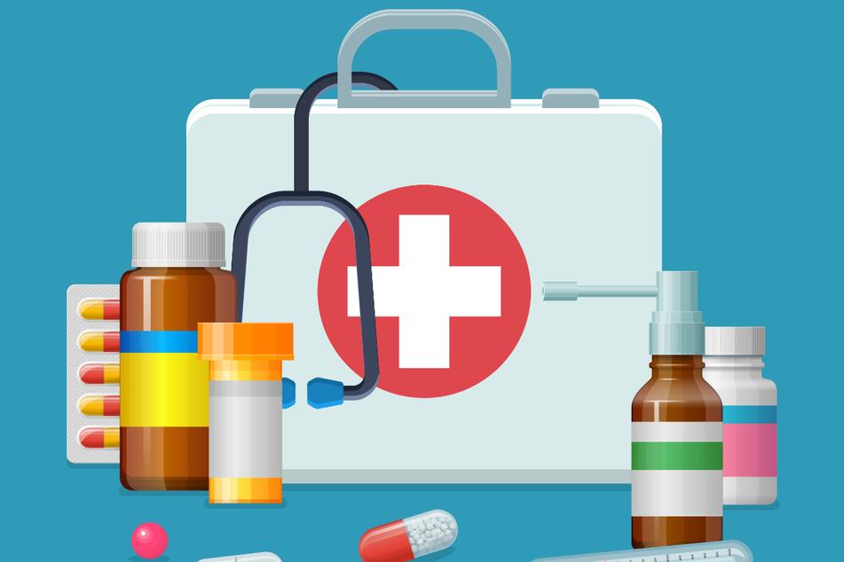 Wenn möglich, sollten ungeöffnete oder erst frisch angebrochene Medikamente in der Originalverpackung eingepackt werden. (Symbolbild).