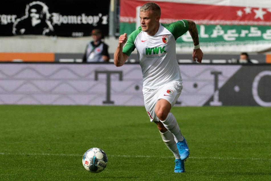 Der Abgang von Leistungsträger Philipp Max (26) wiegt beim FC Augsburg besonders schwer.