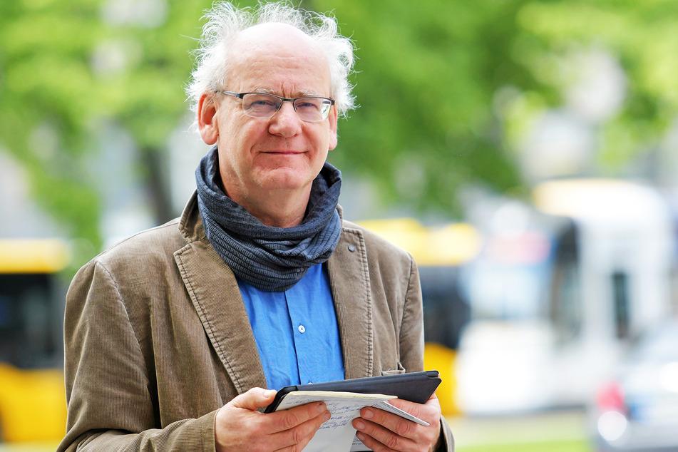 Die Grünen streiten öffentlich über ihren Umgang mit Stadtrat Johannes Lichdi (56).
