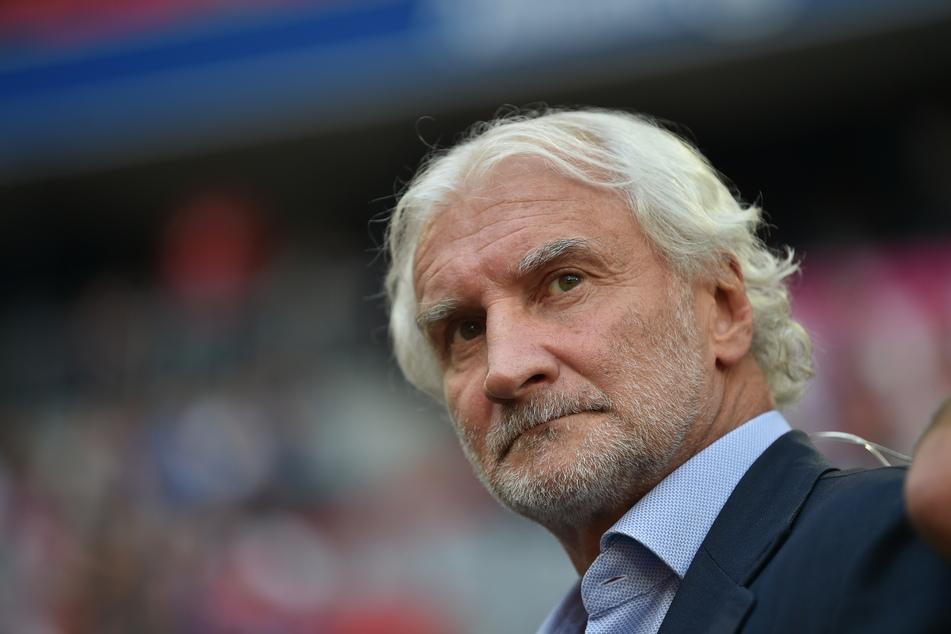 Rudi Völler (60) ist mit dem Verhalten des chilenischen Verbandes alles andere als konform.