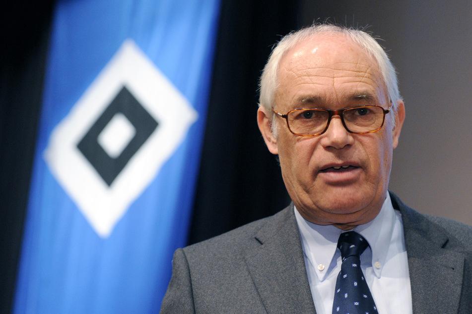 Der ehemalige Aufsichtsratsvorsitzende des Hamburger SV, Ernst-Otto Rieckhoff (†69), ist tot.