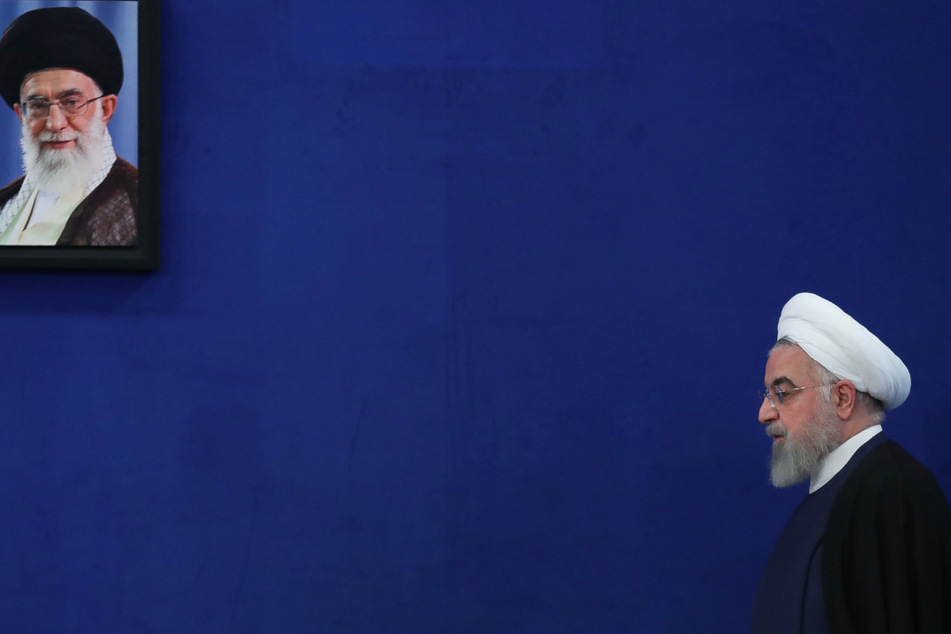 Irans Präsident Hassan Ruhani (71). (Archivbild)