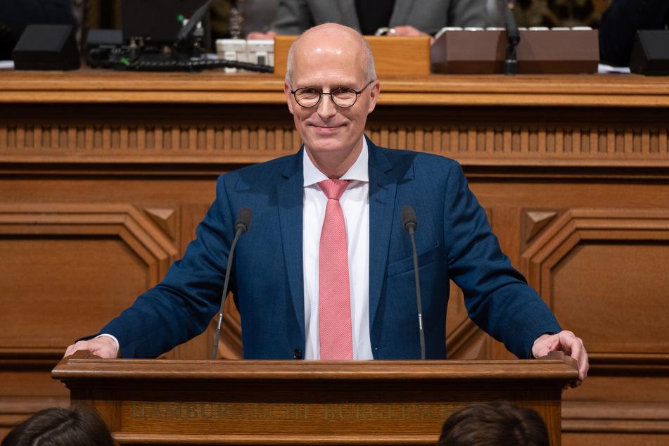 Bürgermeister Tschentscher sieht Hamburg trotz Krise gut aufgestellt