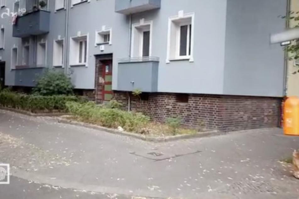 In der Wohnung von Ismet S. in Berlin hielten die Täter ihr Opfer gefangen, bevor sie ihn zur Landstraße brachten und dort erschossen.