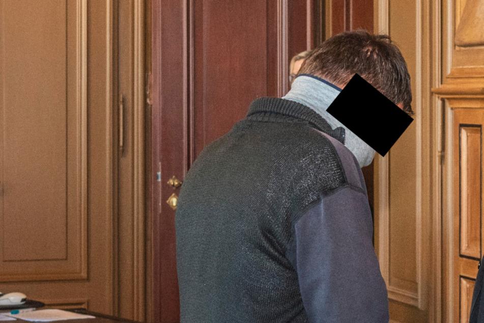 Familienvater Norman V. (41) wird des Kindesmissbrauchs beschuldigt.