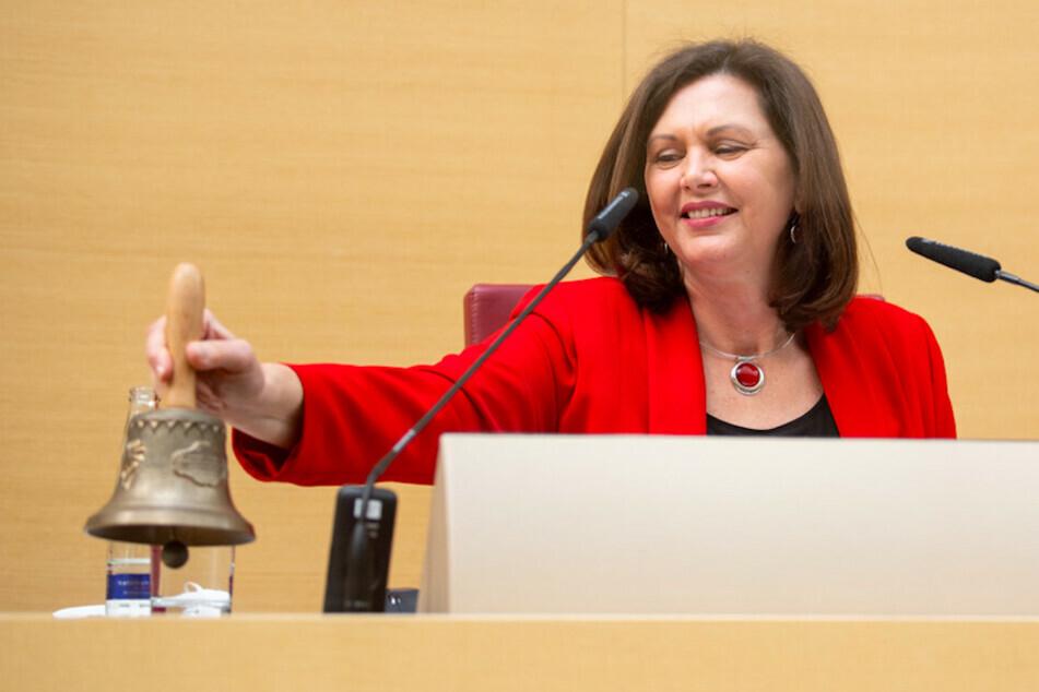 Die Bayerische Landtagspräsidentin Ilse Aigner (56) kritisiert den Hass gegen Juden. (Archiv)
