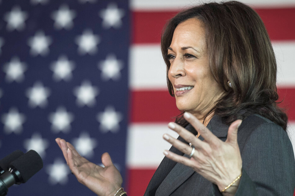 """Kamala Harris responds to Tim Scott's claim that """"America is not a racist country"""""""