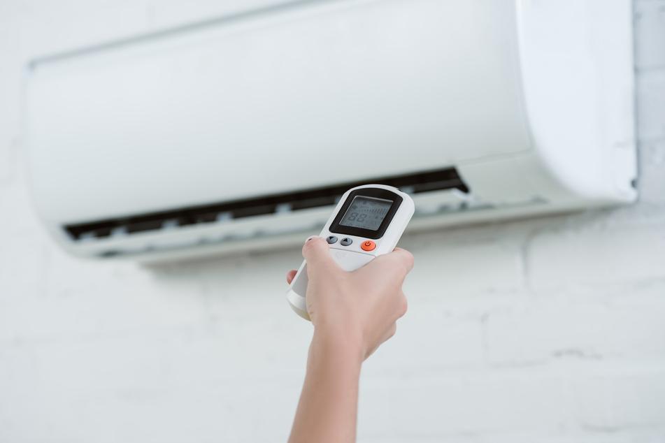 Klimaanlagen, wie diese, sollen Senioren helfen, im Sommer zu Hause zu bleiben.