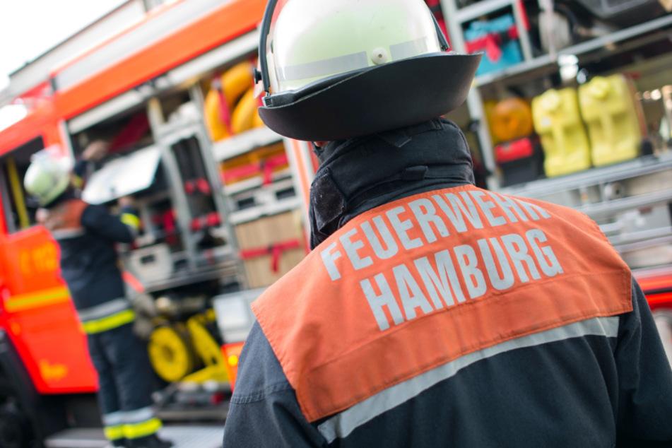 Der Verstorbene arbeitete bei der Hamburger Feuerwehr. (Symbolbild)