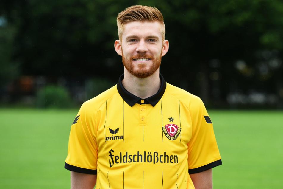 Mathias Fetsch (31) spielte zwischen August 2014 und Januar 2016 insgesamt eineinhalb Jahre für Dynamo Dresden, kam dort aber aufgrund eines Kreuzbandrisses nur auf 25 Einsätze (vier Tore, eine Vorlage).