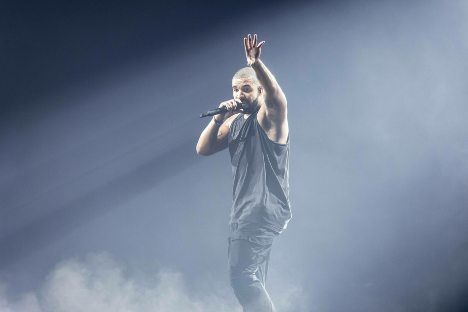 Drake breaks another Billboard record with three smash hits!
