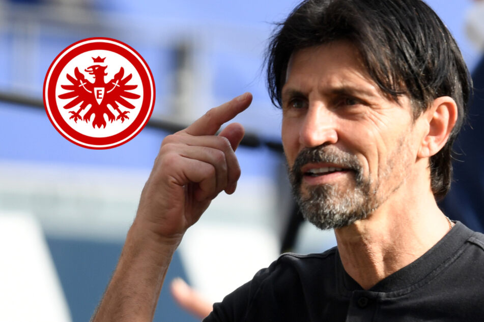 Eintracht Frankfurt: Nachfolger für Sportdirektor Bruno Hübner gefunden