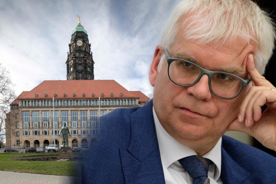 Finanzminister schwört Sachsen auf schwierige Zeiten ein