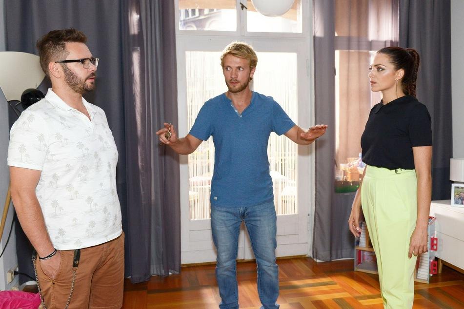 Können sich Emily, Tuner und Paul einigen?