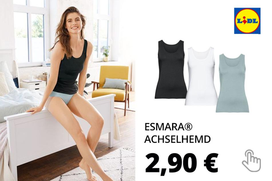 ESMARA® Achselhemd