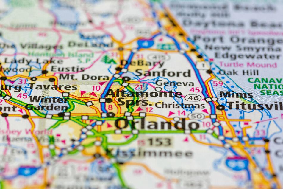 Altamonte Springs liegt direkt nördlich von der Metropole Orlando.