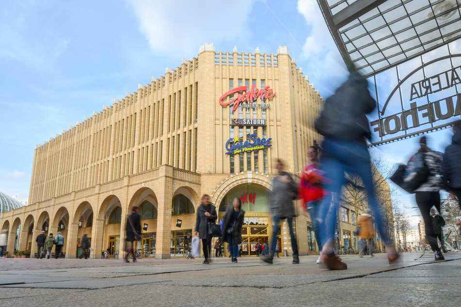 Wie gern geht Ihr in der Chemnitzer Innenstadt shoppen? Das will die Stadt in einer großen Online-Umfrage wissen.