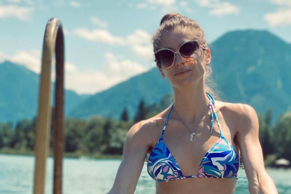 Cathy Hummels zeigt sich nach langer Zeit im Bikini: Doch diesmal ist alles anders!