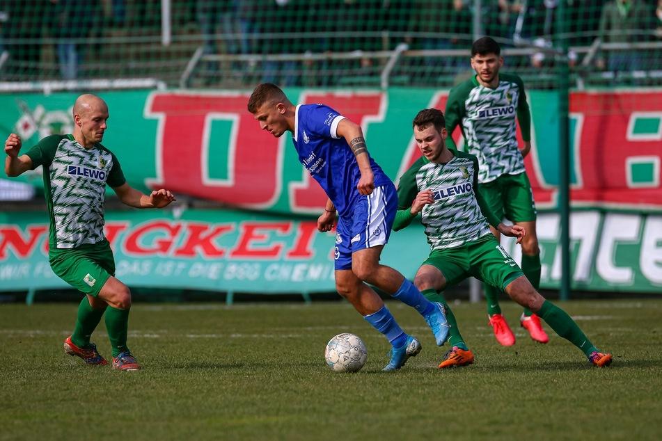 Das vorerst letzte Ligaspiel am 7. März verlor die BSG daheim gegen Aufstiegsanwärter Altglienicke 2:4.