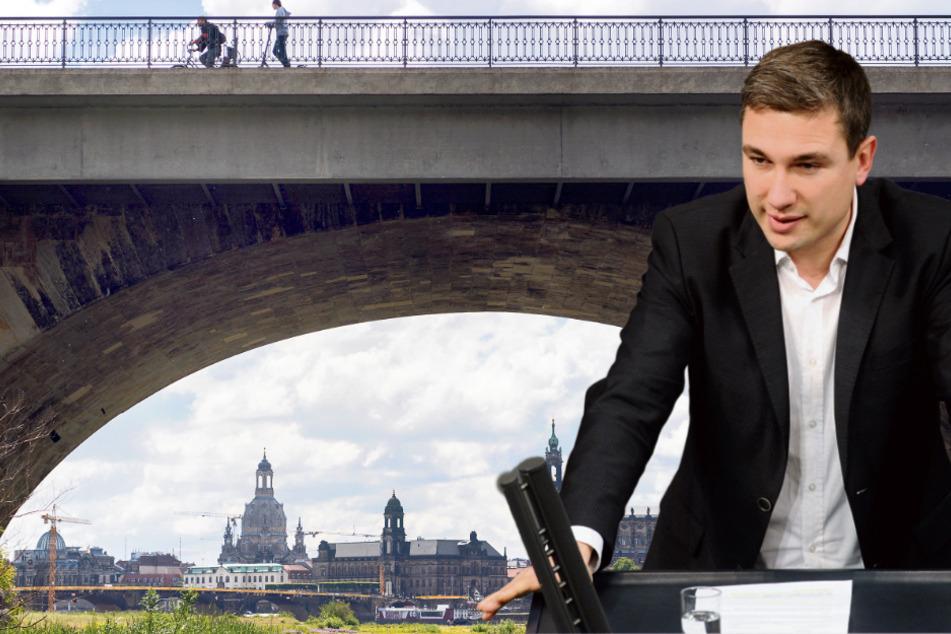 Stephan Kühn soll Dresdens neuer Baubürgermeister werden
