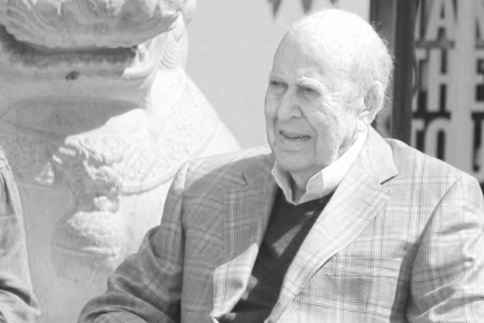 """Comedy-Legende und Gründer der """"Dick Van Dyke Show"""" Carl Reiner ist tot"""