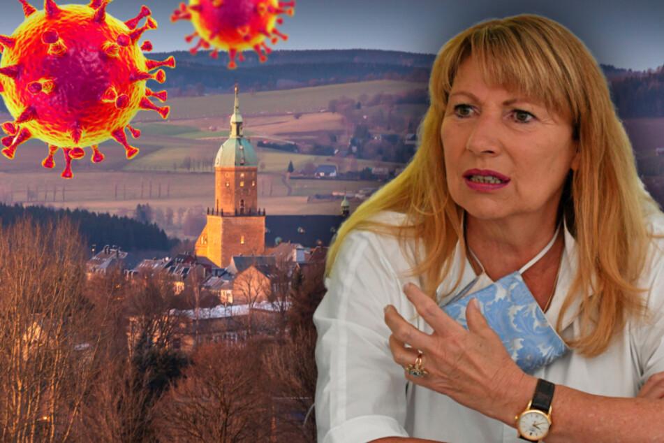 Der Erzgebirgskreis verzeichnet viele Corona-Neuinfektionen. Sachsens Gesundheitsministerin Petra Köpping (62, SPD) kennt den Grund.