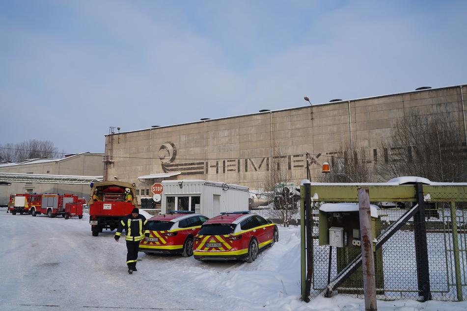 105 Kameraden rückten wegen eines Maschinenbrands nach Kirschau aus.