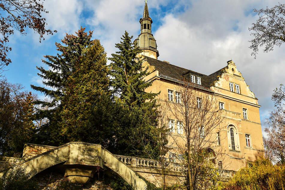 Dresdner Rathaus sucht neuen Schlossherrn für historisches Anwesen