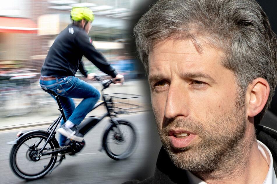 Boris Palmer fordert von Bundesregierung eine Kaufprämie für E-Bikes