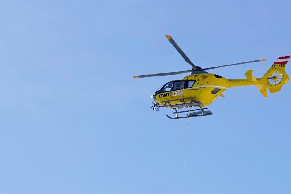 Skitourengeher stürzt 300 Meter in die Tiefe: Doch zwei Hilfsmittel retten ihm das Leben!