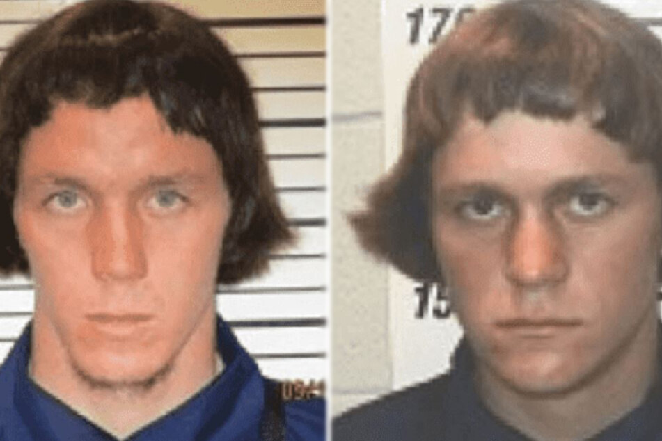 Links: Aaron Schwartz (22). Rechts: Petie Schwartz (18).
