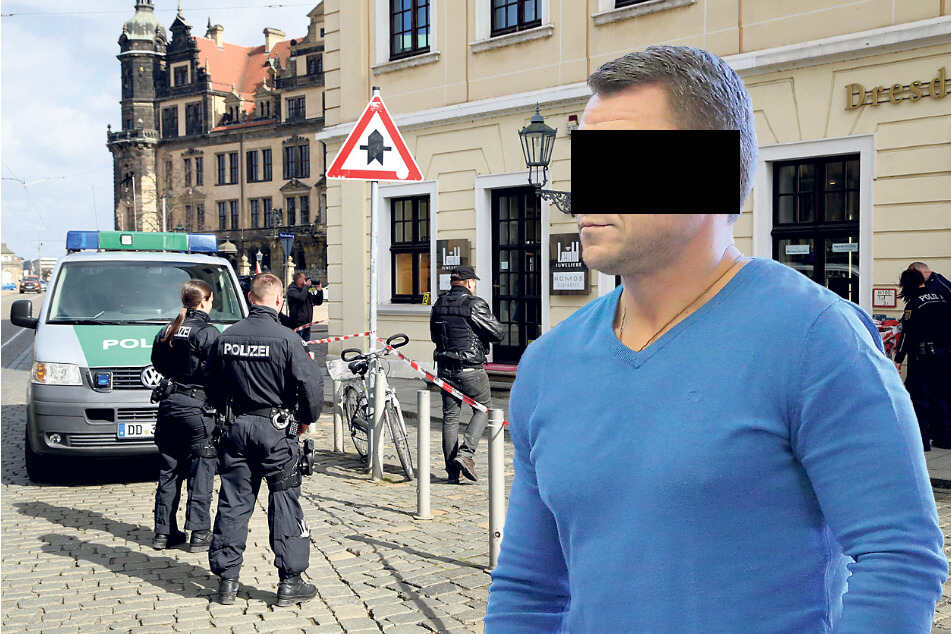 Juwelenraub von Dresden: Lange Haftstrafe für Anatolij
