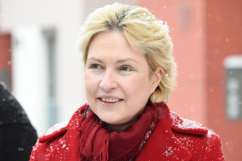 Manuela Schwesig (46).