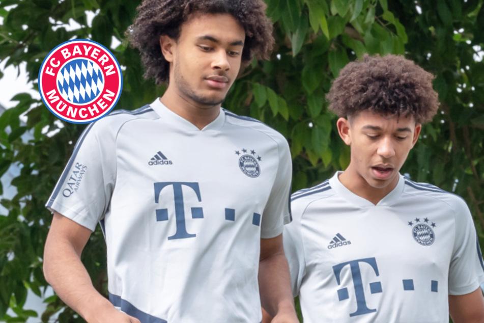 Youngster des FC Bayern im Visier der Top-Klubs: Talent vor Abflug auf die Insel?