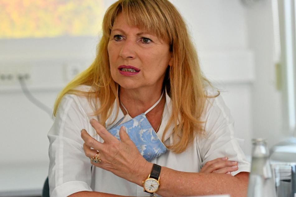 Schließt einen erneuten Lockdown aus: Gesundheitsministerin Petra Köpping (62, SPD).