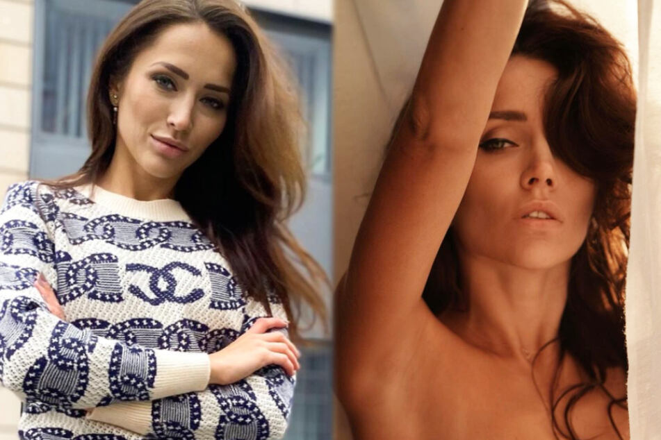 Nackte Tatsachen zum Black Friday? Anastasiya Avilova bietet sexy Deal an