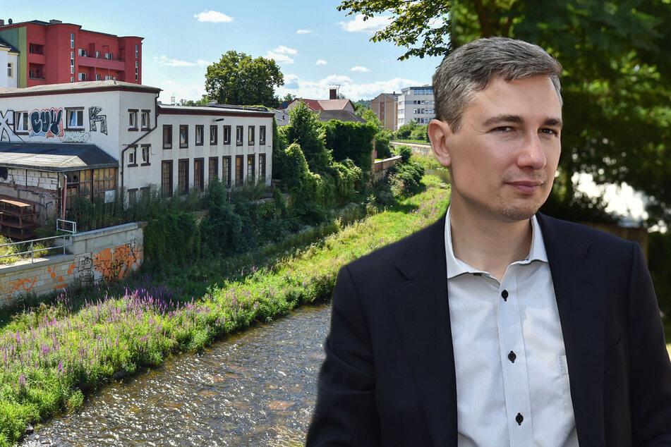Riesenprojekt an der Weißeritz: Rathaus macht bis zu 60 Millionen Euro locker