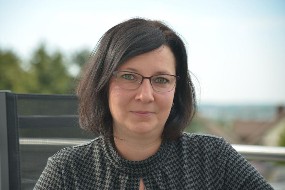Stadtelternrätin Franziska Jahn (36) bekam nach der Wiedereröffnung der Kitas überwiegend positive Resonanz von Eltern.