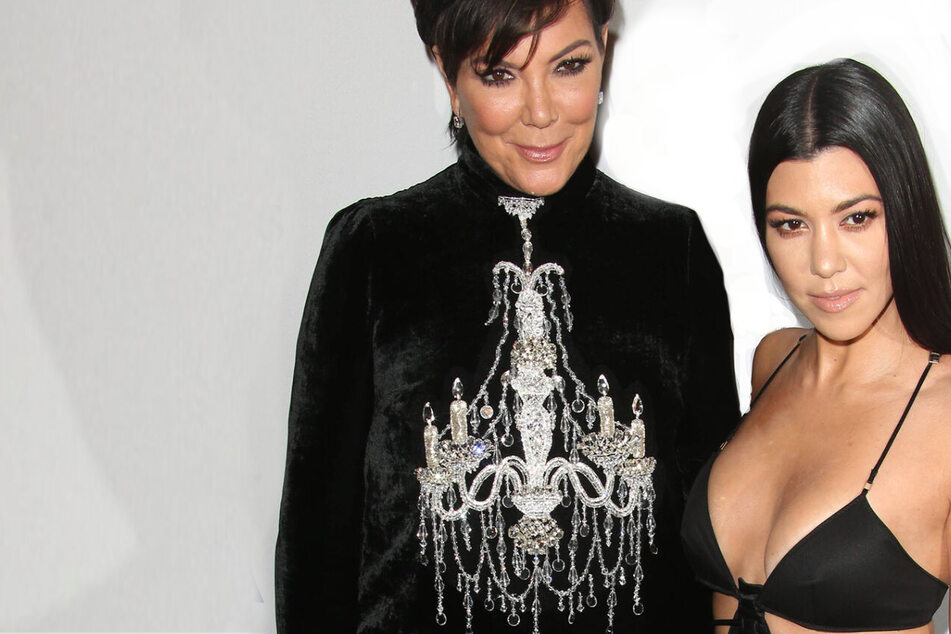 Momager approved! Kris Jenner gushes about Kourtney Kardashian's hot romance with Travis Barker