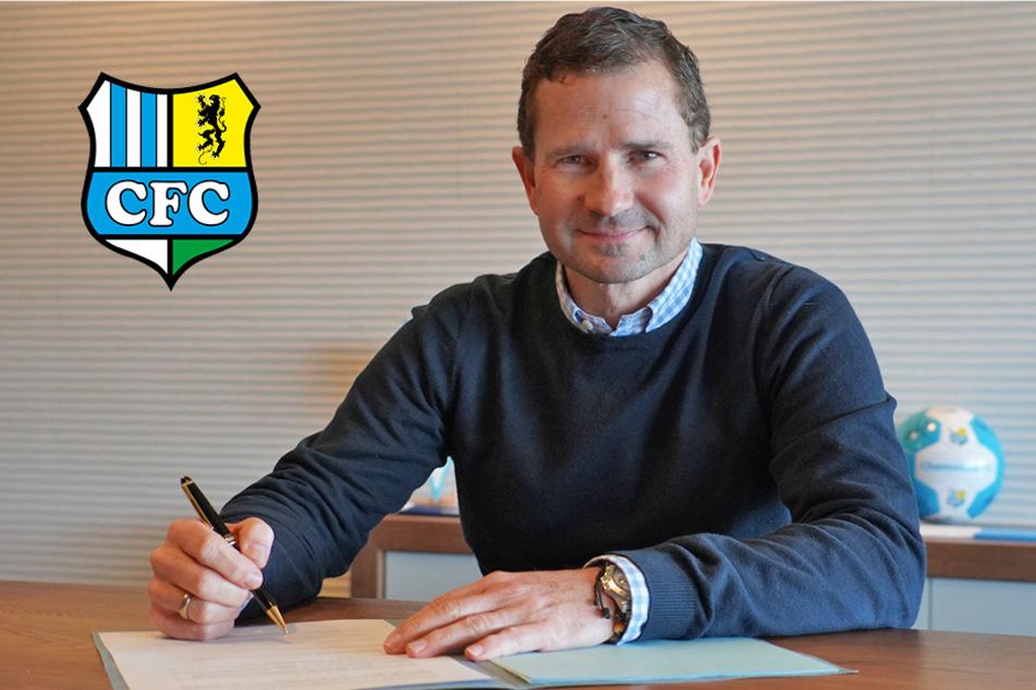 Paukenschlag! Marc Arnold wird neuer CFC-Sportdirektor