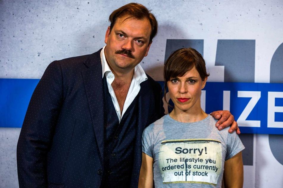 Charly Hübner (48) und Anneke Kim Sarnau (49) bildeten lange Zeit das Rostocker Ermittler-Duo.