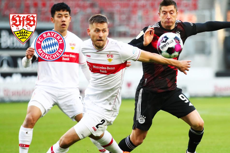 Brutal effiziente Bayern schlagen beim VfB nach Rückstand eiskalt zu!