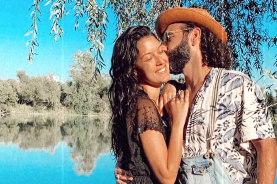 Rebecca Mir (29) und Massimo Sinató zeigen sich auf Instagram total verliebt.