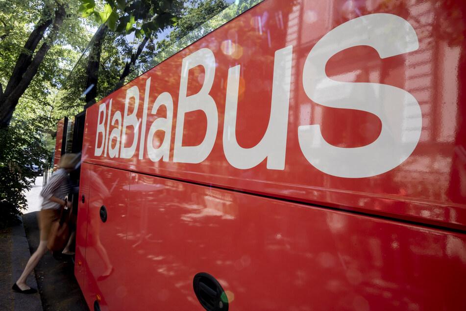 Blablabus nimmt den Fahrbetrieb wieder auf.