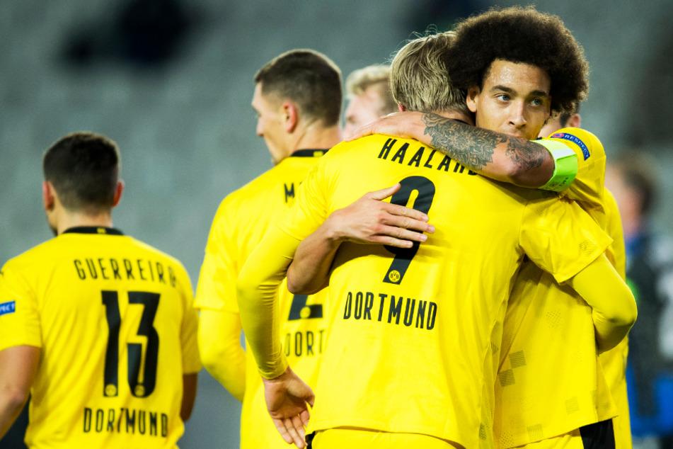 Borussia Dortmund hat sich nach dem schwachen Start in die Königsklasse berappelt und in den folgenden zwei Spielen kein Gegentor mehr bekommen.
