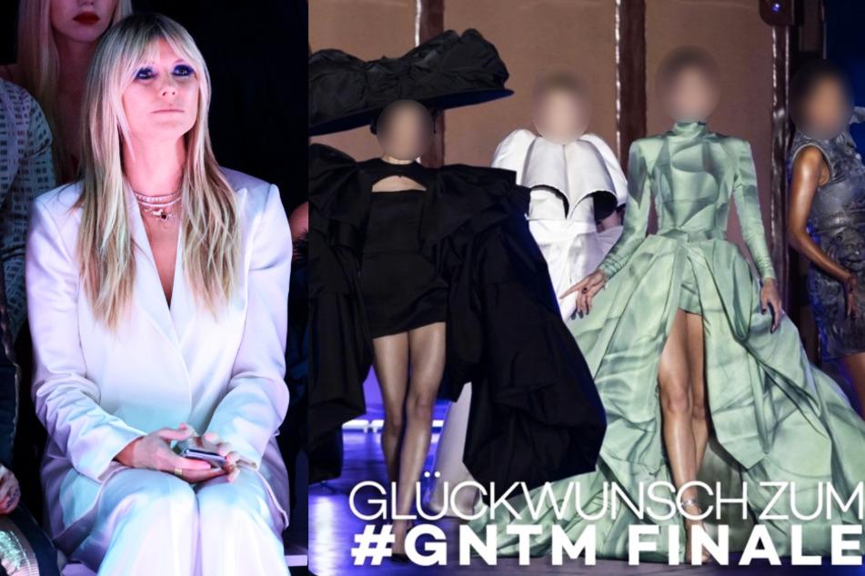 GNTM: GNTM-Fail! ProSieben spoilert schon die Final-Meeedchen